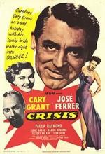 Kriz (1950) afişi