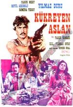 Kükreyen Aslan (1977) afişi