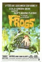 Kurbağalar (1972) afişi