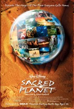 Kutsal Gezegen (2004) afişi