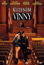 Kuzenim Vinny (1992) afişi