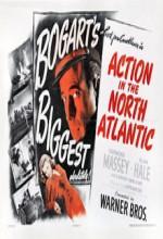 Kuzey Atlantik'e Hareket (1943) afişi