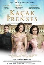 Kaçak Prenses (2015) afişi