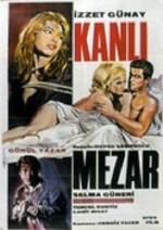 Kanlı Mezar (1966) afişi