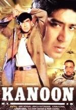 Kanoon (1994) afişi