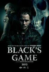 Kara Oyun (2012) afişi
