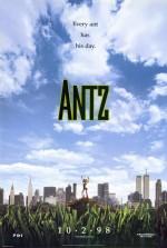 Karınca Z (1998) afişi