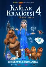 Karlar Kraliçesi 4: Sihirli Ayna (2018) afişi