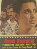 Kaşık Düşmanı (1984) afişi