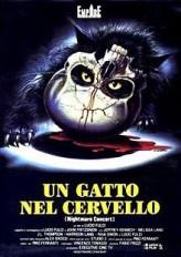 Un Gatto Nel Cervello (1990) afişi