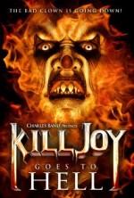 Killjoy Goes to Hell (2012) afişi