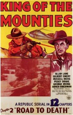 King of the Mounties (1942) afişi