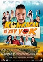 Korkacak Bi'şey Yok (2017) afişi