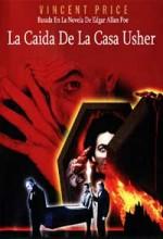 La Caida De La Casa Usher (1960) afişi