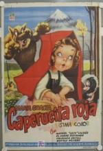 La Caperucita Roja (1960) afişi