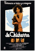 La Chicharra (1980) afişi