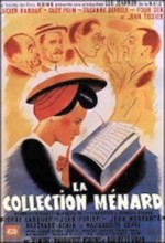 La Collection Ménard (1944) afişi