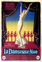 La Danseuse Nue (1952) afişi