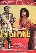 La Gitane (1986) afişi