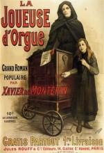 La Joueuse D'orgue (1936) afişi