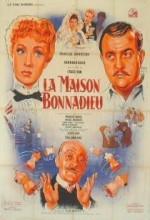 La Maison Bonnadieu (1951) afişi