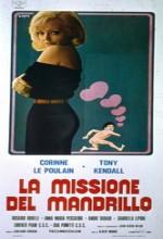 La Missione Del Mandrillo (1975) afişi