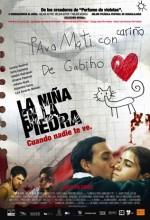 La Niña En La Piedra (2006) afişi