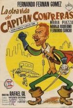 La Otra Vida Del Capitán Contreras (1955) afişi