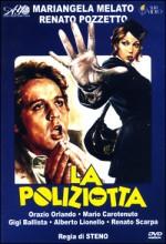 La Poliziotta (1976) afişi