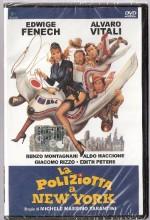 La Poliziotta A New York (1981) afişi