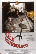 La Table Tournante (1988) afişi