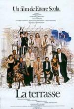 La Terrasse (1980) afişi
