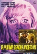 La Última Señora Anderson (1971) afişi
