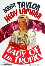 Lady Of The Tropics (1939) afişi