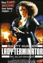 Lady Terminator (1988) afişi