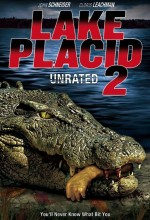 Lake Placid 2 (2007) afişi