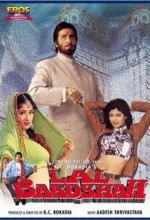 Lal Baadshah (1999) afişi