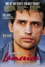 Lamerica (1994) afişi