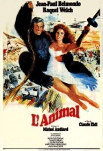 The Animal (1977) afişi