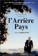 L'arrière Pays (1998) afişi