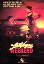Las Vegas Weekend (1986) afişi