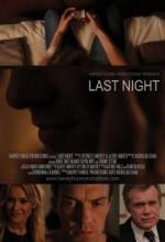 Son Gece (2011) afişi