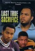 Last True Sacrifice (2008) afişi