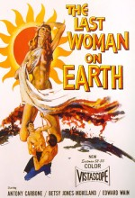 Last Woman On Earth (1960) afişi