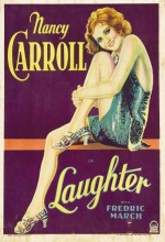 Laughter (1930) afişi