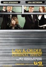 Law & Order: Criminal ıntent Sezon 9 (2001) afişi