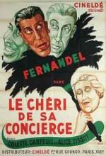 Le Chéri De Sa Concierge (1951) afişi