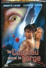 Le Couteau Sous La Gorge (1986) afişi