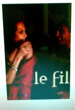 Le Fil (2010) afişi