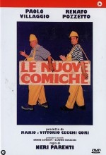 Le Nuove Comiche (1994) afişi